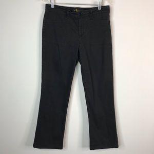 Gloria Vanderbilt black pants 12s short
